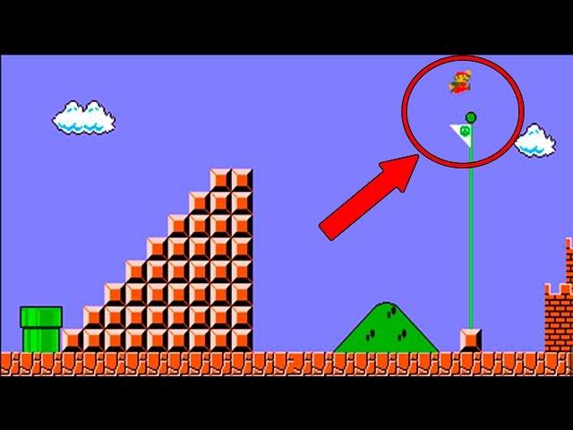 10 Mentiras Sobre Super Mario Bros Que Sigues Creyendo - Los mejores Top 10