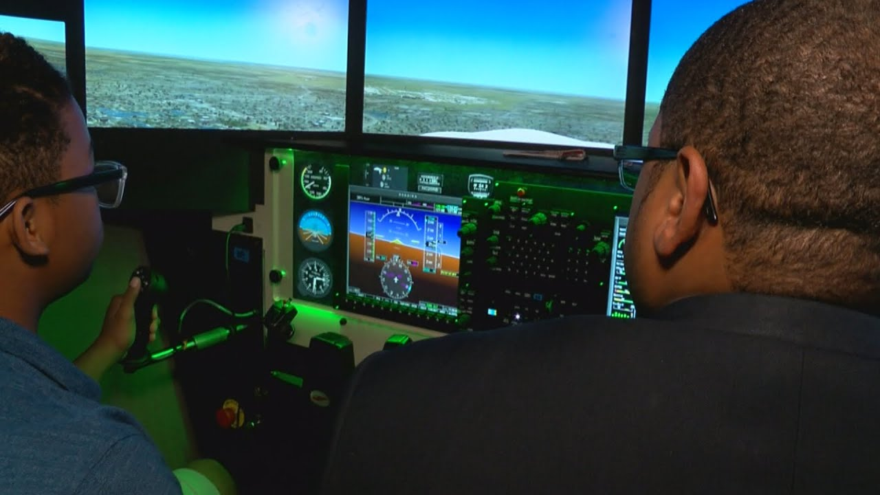 Indiana Ace Academy promotes youth involvement in aviation in Indianapolis