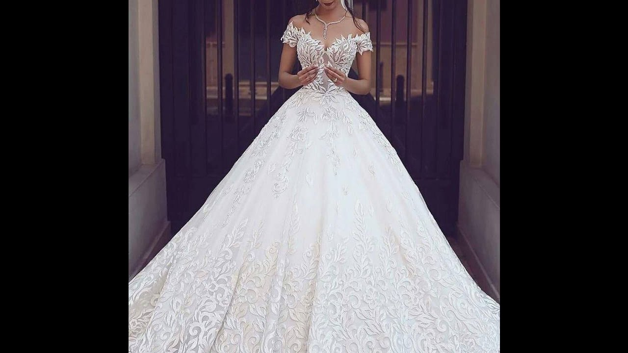 MOST BEAUTIFUL WEDDING DRESSES IN THE WORLD! (All Styles