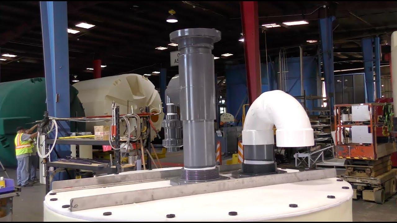 Ammonia Scrubber Design