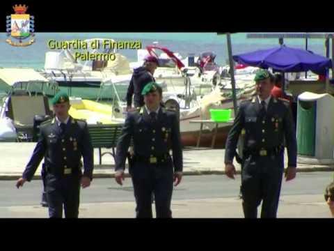 Palermo, operazione della guardia di finanza contro il lavoro nero