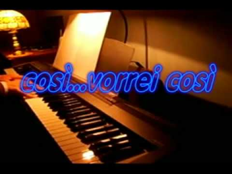Per me per sempre eros ramazzotti pianoforte - Per sempre gemelli diversi testo ...