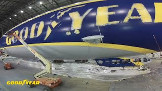 Goodyear's Blimp Build