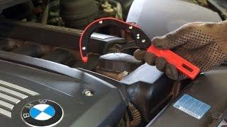 Замена масла в двигателе BMW N52/N54/N55(, 2014-08-22T22:07:52.000Z)