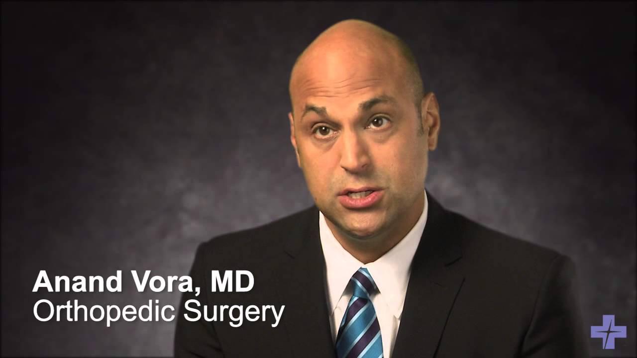 Anand Vora, MD - Illinois Bone & Joint Institute | IBJI