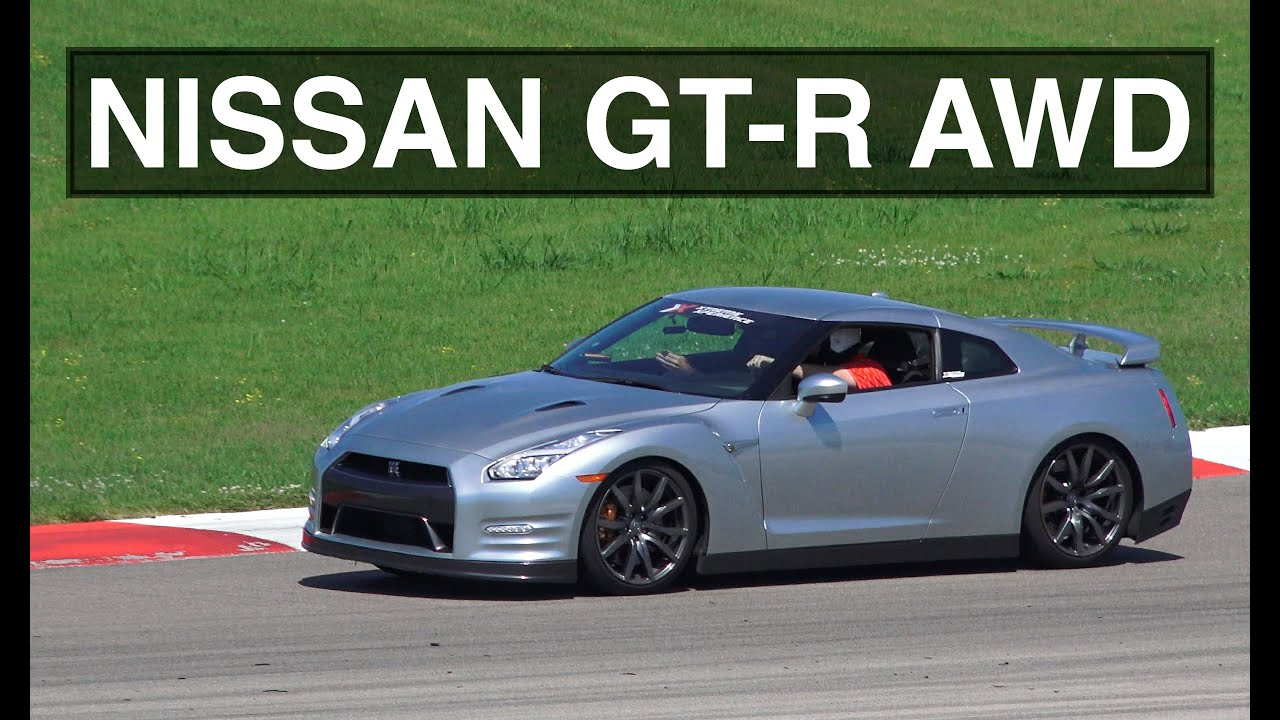 hight resolution of nissan gt r awd system how it works