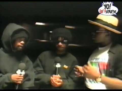 Das EFX - Interview @ Yo MTV Raps 1992