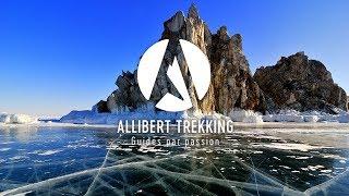 Le lac Baïkal en hiver, Russie - Allibert Trekking