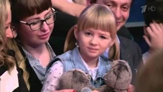 Ярослава Дегтярева в программе Сегодня вечером.Песня Кукушка. Выпуск от 30 04 2016
