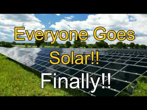 Solar Buyers Club Begins A Solar Revolution With Unheard Of Pricing!