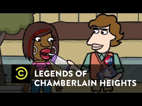Legends of Chamberlain Heights  Grover for H.N.I.C.  Uncensored