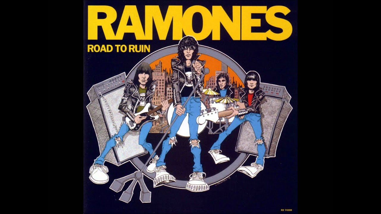 The Ramones - I Wanna Be Sedated HQ