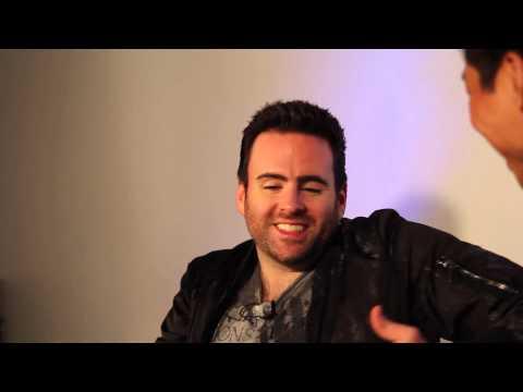 B-Sides On-Air: Interview - Gareth Emery Talks Road Trip, New Album, Wedding