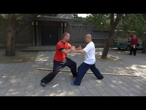 Vol.1 AVSE KungFu training camp in China 2017 - Beijing