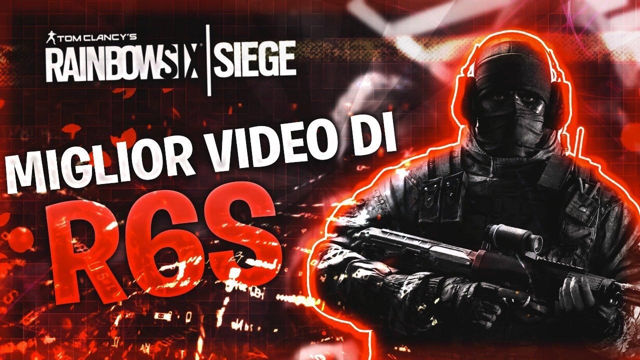 Il Miglior Video di Rainbow Six Siege | ITA
