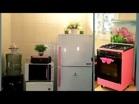 ب ٥ جنيه بس و بأفكار لم تخطر على بالك هتغيري مطبخك التقليدي| سلسلة تجديد المطبخ