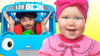 Bus Driver Song   동요와 아이 노래   어린이 교육