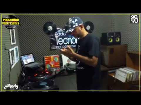PROGRAMA MISTER MIX 14 12 2017 Radio Tecnomix DJ Andy