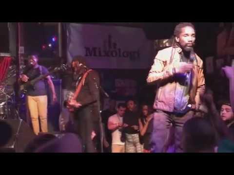 Kabaka Pyramid Live Doing New Song