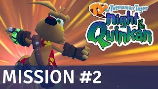 TY the Tasmanian Tiger 3: Night of the Quinkan PC - 100% Walkthrough (1080p/60 FPS) - Mission #2