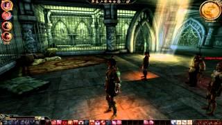 Dragon Age: Origins - Awakening 60FPS Test Part 1/2