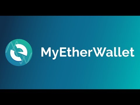 MyEtherWallet MEW Tutorial - Export Private Keys - ICO ERC20 Tokens