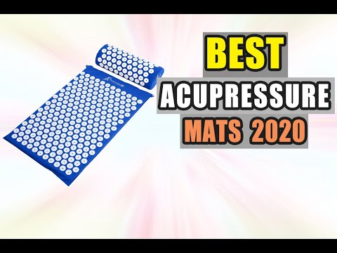 Best Acupressure Mats In 2020 || Top 5 Acupressure Mats Reviews