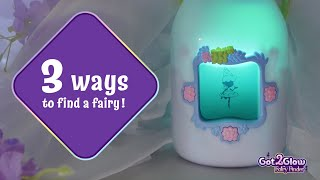 How To Find Fairies With Your Got2Glow Fairy Finder! | By WowWee