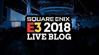 Conferenza Square-Enix, in diretta con SpazioGames
