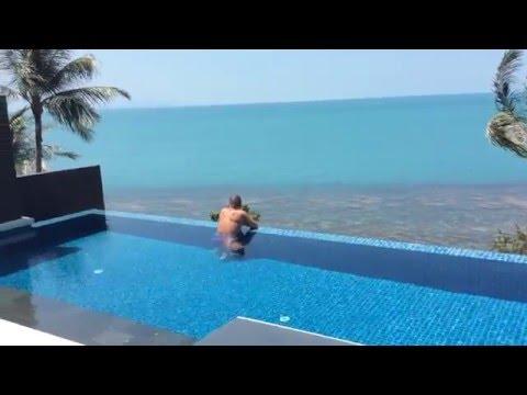 Conrad Koh Samui Oceanfront Pool Villa-Koh Samui Thailand HD Tour