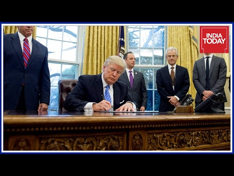 Trump To Sign Executive Order to Curb H1B, L1 Visas