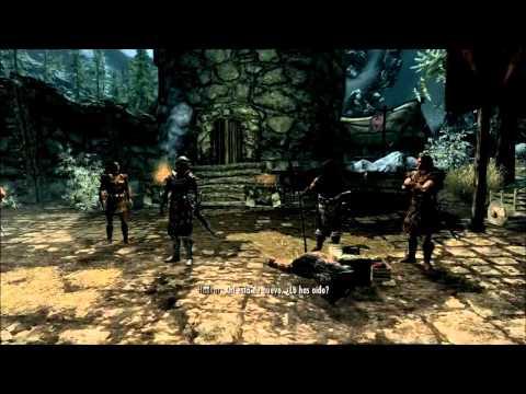 """Skyrim Parte 1 / """"Comienza La Aventura"""" / Gameplay Comentado"""