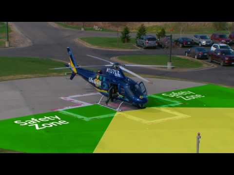 Life Link III - Hospital Helipad Safety Video