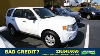 2010 Ford Escape, 100% Application Review Policy
