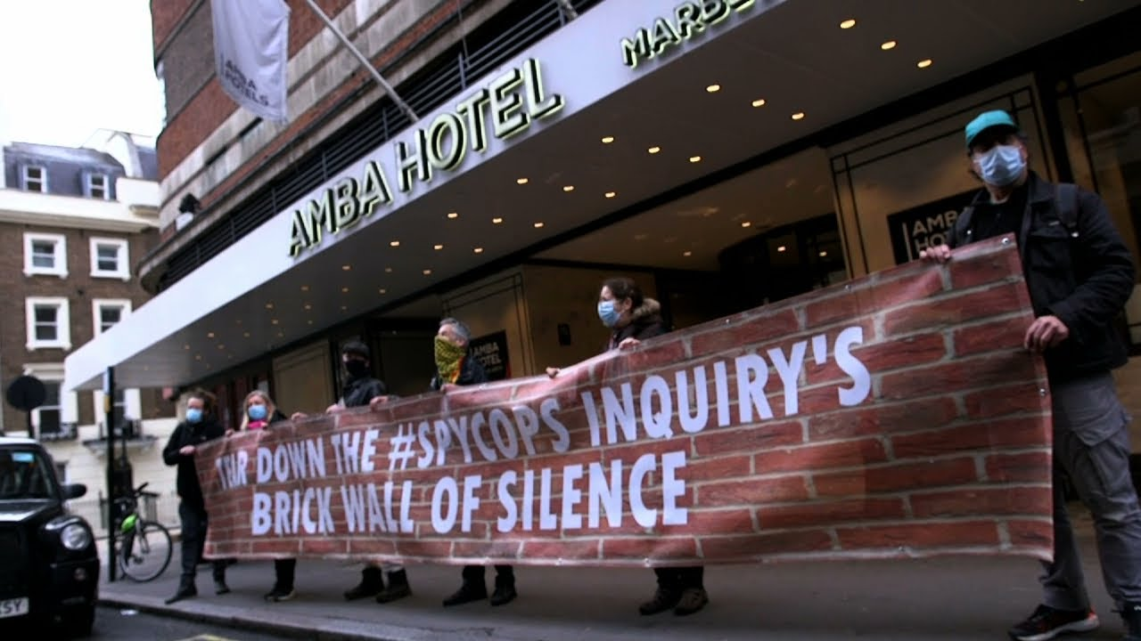 "Undercover Policing Inquiry: Outrage at ""Brick wall of silence"" – In the  global war between rich and poor,"