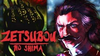 ZETSUBOU NO SHIMA EASTER EGG - SHADOWS POSTER IN ZETSUBOU NO SHIMA! SAME UNIVERSE?! (BO3 Zombies)