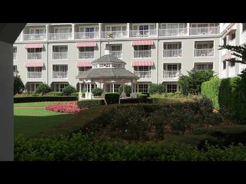 Tour of a Renovated Room at Disney's Yacht Club Resort