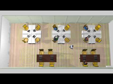 Radiant Cooling Solution for Building Sector