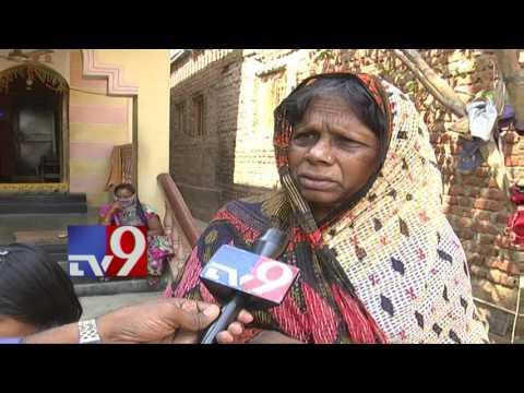 Sudden arrests of Medak village residents creates a flutter - TV9