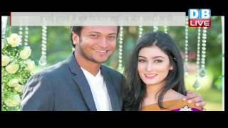Shakib Al Hasan And Wife Narrowly Escape Helicopter Crash | बाल-बाल बचे शाकिब