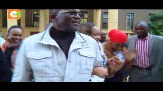 Court dismisses hate speech charges against Senator Muthama