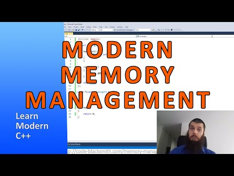 Modern Memory Management - Learn Modern C++