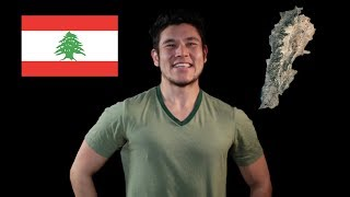 Geography Now! LEBANON