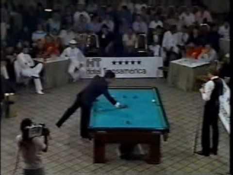 Rui Chapéu vs Steve Davis - Inédito!