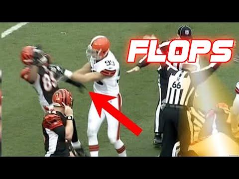 NFL Flops Compilation