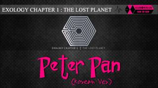 [EXO/2CD] 06. 피터팬 (PETER PAN) [EXOLOGY CHAPTER 1: THE LOST PLANET]