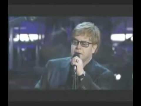 ELTON JOHN - God Only Knows (Live, 2001)