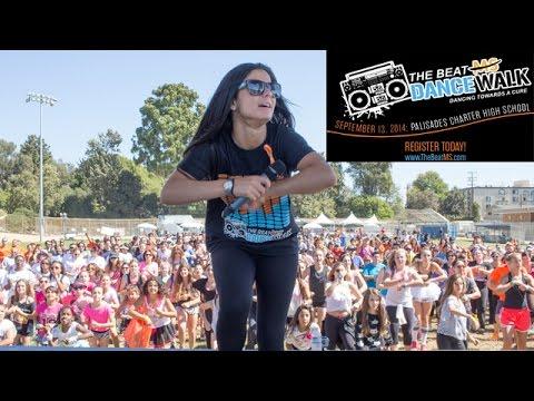 Beat MS Dance Walk 2014  Join Courtney Galiano, Ricki Lake, SYTYCD, Hit the Floor & More!