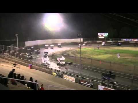 Giovanni Scelzi 8/24/12 Plaza Park Raceway Visalia Main Event