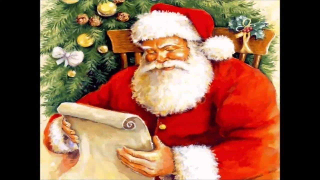 Babbo Natale Video Per Bambini.Babbo Natale Canzoni Di Natale Per Bambini